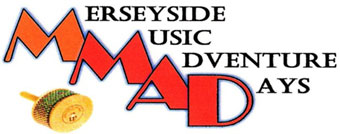 Merseyside Music Adventure Days logo